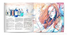 Creative booklet - Biogenie on Behance