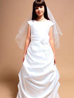 E's baptism Dress
