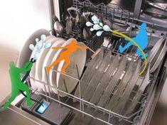 Domácí tablety do myčky - recept Cleaning Hacks, Organization, Organizing, Home Appliances, Diy, Ideas, Getting Organized, House Appliances, Organisation