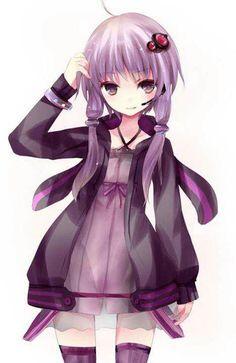 Yukari #Yuzuki #Yukari #vocaloid