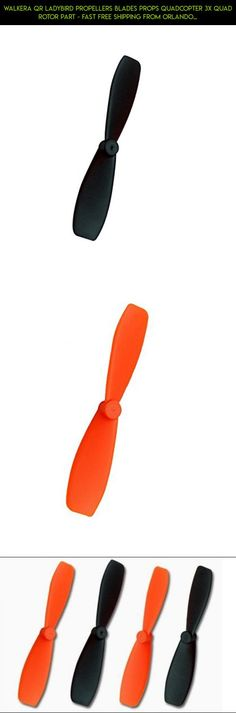 Walkera QR LadyBird Propellers Blades Props QuadCopter 3X Quad Rotor Part - FAST FREE SHIPPING FROM Orlando, Florida USA! #drone #walkera #technology #racing #kit #fpv #shopping #camera #products #gadgets #blades #parts #tech #plans