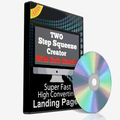 Two Step Guru Squeeze Software – TOP Software to Make High Converting with Two Step Squeeze Pages Include Product Graphic or Video,Simple Wizard Interface and Newbie Friendly