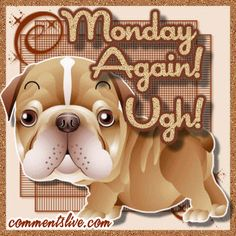 Monday Ugh picture