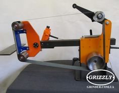 """Grizzly 2""""/72"""""""