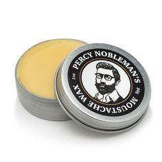 Wosk do wąsów Percy Nobleman #beard #beardcare #BeardManPL