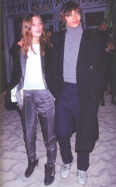 Kate Moss + Adidas