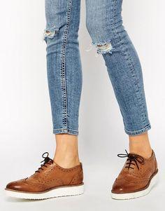 Zapatos masculinos para mujer como tendencia | Cosas de Moda