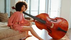 """The bassist and singer performs """"Prelude To A Kiss"""" with Marian McPartland in a 2008 session."""