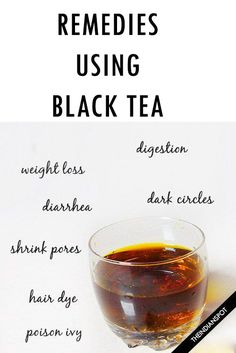 Great uses for tea! Feel even better using fairly sourced tea from the suppliers listed at FairtradeAmerica.org!