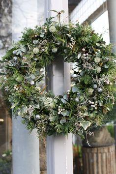 Florist Friday : Visiting Zita Elze's beautiful shop in Kew - Christmas 2015 | Flowerona