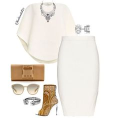 Keep It Classy Ladies DETAILS: Necklace #Ankiadarjeeling Earrings #Allurez Skirt…