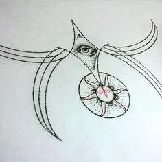 #eye #woman #phoenix #sun #tattoo #design #dot #work #dotwork #dotworktattoo #red #geometrictattoo  #darkness  #drawing #tattoo #design  #darkart #blackart #blacktattoo  #micronpen #art  #blackwork  #figure  #lineart #linework #lineworktattoo #work #in #progress #wip #beardedman