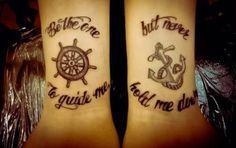 Os enseñamos lo tatuajes de parejas mas originales, Enjoy!