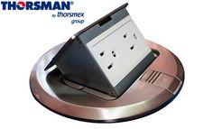 Mini Caja De Piso De Contactos Red Aluminio Caja Individual 1 Pieza Thorsman 11000-12201  Compra aquí: http://ow.ly/jwVO308vhrg
