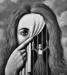 12 signs to watch out for that show you are in depression – Trendpickle - Zeichnung Sad Drawings, Girl Drawing Sketches, Dark Art Drawings, Art Drawings Sketches Simple, Pencil Art Drawings, Depressing Paintings, Meaningful Drawings, Deep Art, Arte Obscura