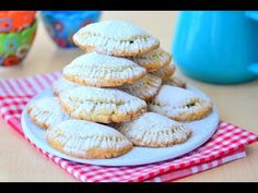 Visit the site for details. Empanadas, Freezer Cookies, Homemade Beauty Products, Tart, Food And Drink, Desserts, Recipes, 1, Youtube