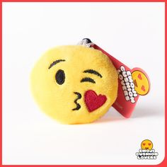 15 Best Emoji Mini Cushion Key Chains Images Cushion Key Pendant