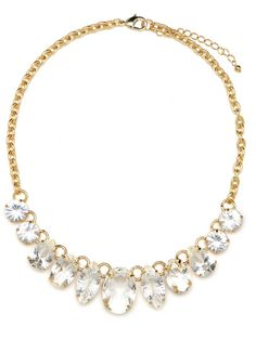 Our Frost Strand Necklace...spotted in the 3/19/12 issue of Us Weekly!