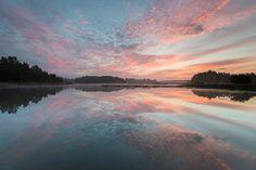 Mirror, Skutberget in Karlstad, Sweden