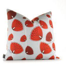 Aequorea Floating Lotus Synthetic Pillow