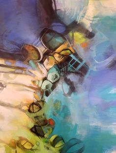 """See Blu Smith's new works at his exhibition, """"Physical Graffiti"""" at The Avenue Gallery from Sept. 18 - 26, 2014. See samples from the exhibition here."""