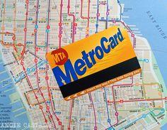 MetroCard de Nueva York - Bus