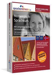 Lernen Sie Norwegisch wesentlich schneller als mit herkömmlichen Lernmethoden – und das bei nur ca. 17 Minuten Lernzeit am Tag!