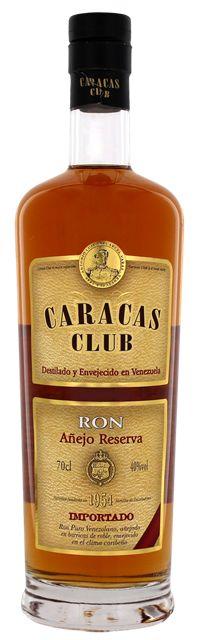 Caracas Club Anejo Reserva Rum