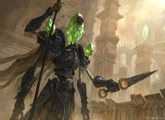 Artificial Guardian by Vablo on DeviantArt