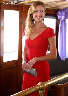 Emily VanCamp MAXIM 100 SHE WAS NUMBER 61...