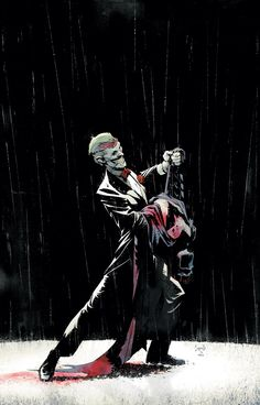 Batman 17 - Death of the Family, by Greg Capullo.