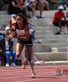 400 m Haies - Meeting d'Athletisme Marseille 2014