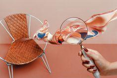 Silk Scarves Captured by Mikel Muruzabal
