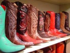 Cowboy Boots  LOVEEE