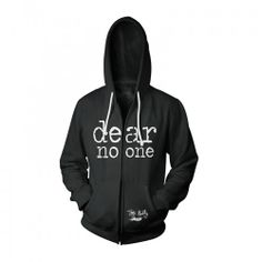 Dear No One, Tori Kelly! ; i want that hoodie! :D <3