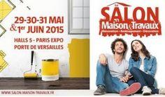 #Salon Maison & Travaux à Paris du 29 mai au 1 juin 2015. Le rendez vous incontournable pour les passionnés de la rénovation, de l'aménagement et de la décoration de la maison  http://www.batilogis.fr/agenda/salon-france-2015-1.html