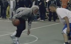 The 'Uncle Drew' YouTube video starrting NBA Rookie of the Year Kyrie Irving became a viral mega-hit -- then an NBA Finals broadcast ad.