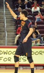#4 USC sweeps away #6 Penn State