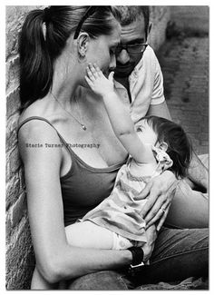 Breastfeeding In Real Life (photo project) / If this offends you, you're part of the problem.