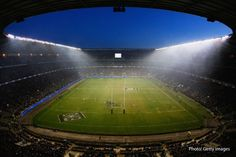 Welcome to Twickenham Stadium, the home of England rugby. Seating an impressive 82,000 spectators, Twickenham is the largest dedicated rugby union venue in the world.