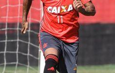 """Atlético-PR sonda Sheik; Flamengo e agente falam em """"negociação difícil"""""""