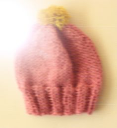 bobble hat / no more grey days