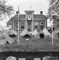 schrans 1980 (rce) Fries, History, House Styles, City, Places, Home Decor, Historia, Decoration Home, Room Decor