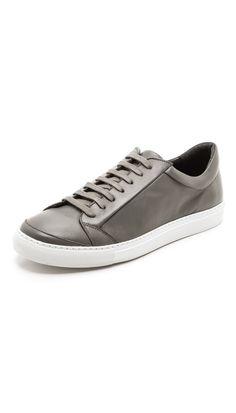 The Generic Man Sportsman Low Sneakers