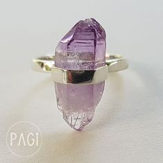I always love love and love with raw stone. It is just pretty cool and more natural to me. But it does not mean the cutting gemstones are not pretty. Available now at PAGi Jewelry. DM me for more info. Thank you  : : Shop here at www.pagi.lol  #PAGi #pagi #morning #jewelry #silver #jewelrydesigner #amethyst #gemstones #purple #ring #shopping #shopinbali #bali #indonesia #kuta #ubud #jimbaran #canggu #seminyak #fashionblogger #fashion #gypsy #bohemian #blogger #blog #travel #photography…