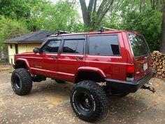 Cargo rackless... #jeep #xj by tyler_cassidy14