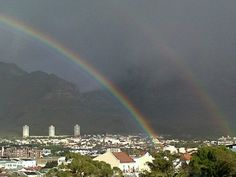 Even in winter, Cape Town is beautiful.