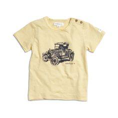 Keltainen T-paita,Newbie... 92-98