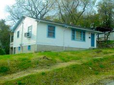 HOME FOR SALE IN THAYER MISSOURI ON CORNER LOT.Ranch style 2 bedroom home located on a 75x125 corner lot. This home has electric heat and air, hardwood floors, taxes of only $146.23 per year, and is rented for $425 per month under a HUD contract. Perfect for small family living with plenty of privacy from your back deck and room for children or pets to play in the spacious back yard. 3/4 unfinished basement. $38,900.