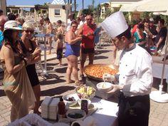 Chefe de Cozinha ensina a preparar uma Cataplana Algarvia